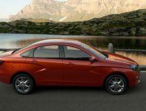 Lada Vesta стала самым продаваемым автомобилем в России по итогам января.