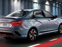 Объявлены цены на Lada Vesta Sport