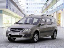 Lada Largus получил российский двигатель