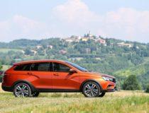 Старт продаж Lada Vesta универсал начнется во второй половине года