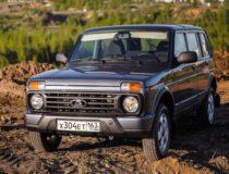 Начались продажи пятидверной Lada 4×4 Urban