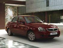 Lada Priora будет модернизирована в этом году