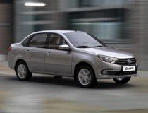 Сборка новой Lada Granta началась в Казахстане