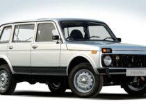 Lada 4×4 5-дверный кузов