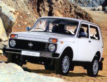 Lada 4×4 3-дверный кузов