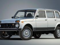 Комплектация и цена Lada 4×4 5-дверный кузов