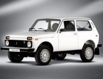 Фото Lada 4×4 3-дверный кузов