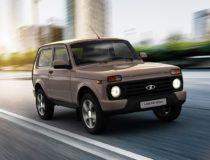 Компания АвтоВАЗ начала производство обновленной «Нивы» 4х4