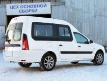 Началось производство Lada Largus с увеличенным кузовом