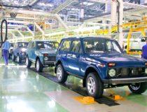 Lada 4×4 начала поставляться в Китай