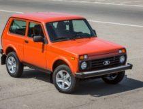Представлены две новые комплектации Lada 4×4