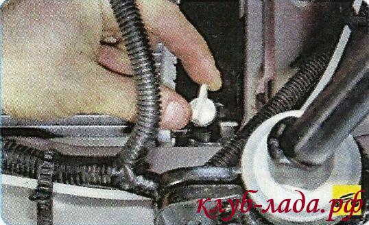 сливная пробка радиатора гранты