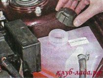 Проверка и ремонт системы охлаждения двигателя Гранты