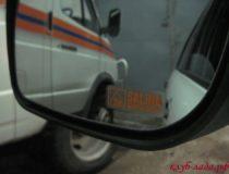 Установка зеркал с подогревом на Гранту