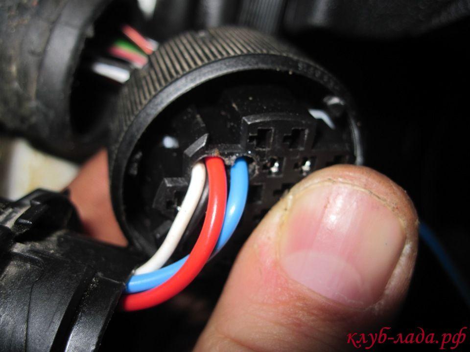 прокладываем провода зеркал с подогревом гранты