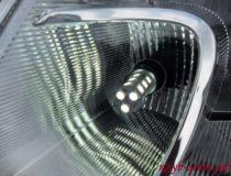 Установка светодиодов в фары Гранты