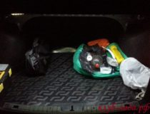 Подсветка багажника Гранты