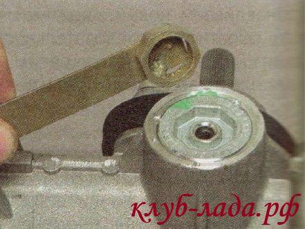 Регулировка рулевой рейки Калины