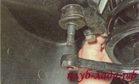 Замена рулевых наконечников на калине своими руками 914