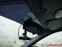 Подключение видеорегистратора, антирадара или навигатора в Калину