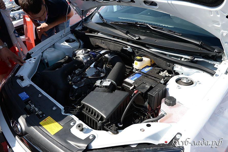двигатель Калина NFR