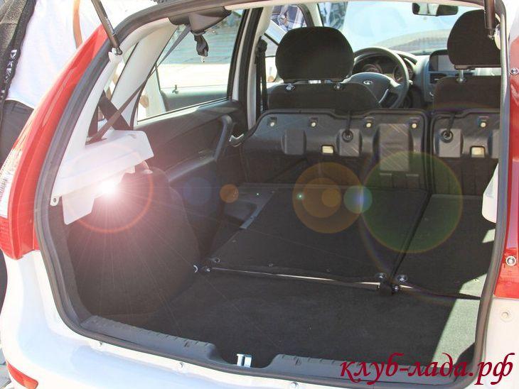 Доработка подключения подсветки багажника Калина 2 (ВАЗ 2192, 2194)