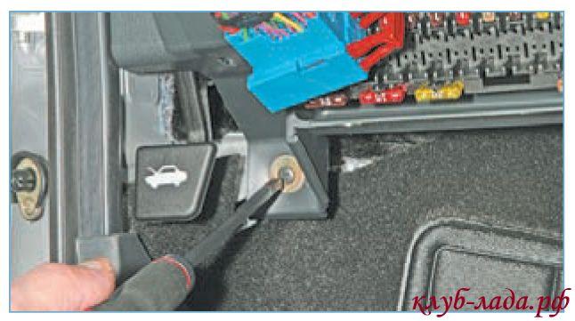 tor12 - Как разобрать приборную панель приора
