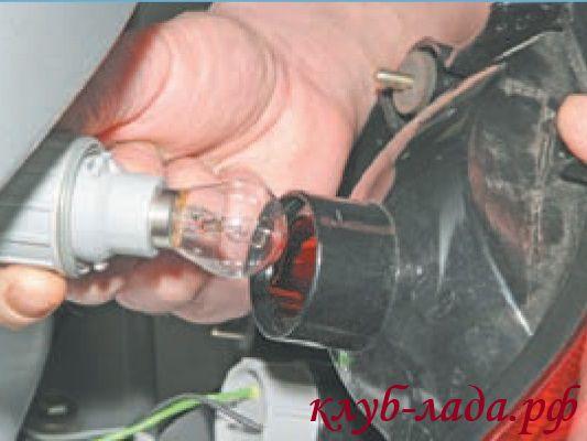 Как заменить лампочки на приоре - Temperie.Ru