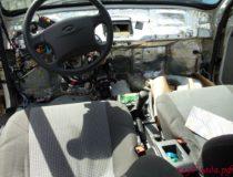 Шумоизоляция моторного щита Приоры