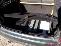 Тюнинг багажника Приоры хэтчбек (фальшпол)