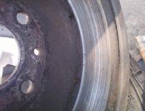 Как я устанавливал тормозные барабаны на ВАЗ 21099