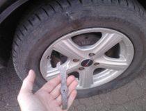 Как вы считаете, возможно ли отремонтировать шину?