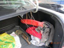 Усовершенствование багажника Гранты