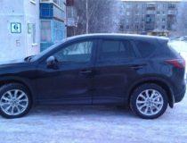 Mazda CX-5, новое начало !