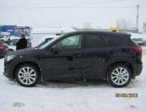 Большой отзыв Mazda CX-5