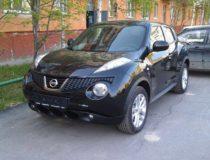 Просто Nissan Juke