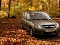 Комплектация и цена Lada Largus 5-местный