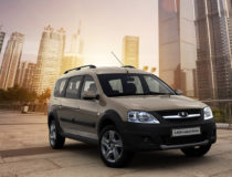Комплектация и цена Lada Largus Cross 5-местный