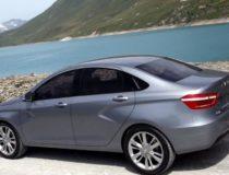 Ориентировочные цены Lada Vesta